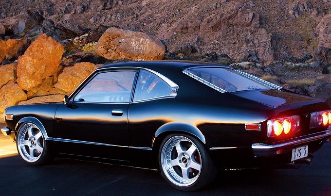 マツダ RX-3 '73 (輸出仕様) (出典:onlysportcar.com)