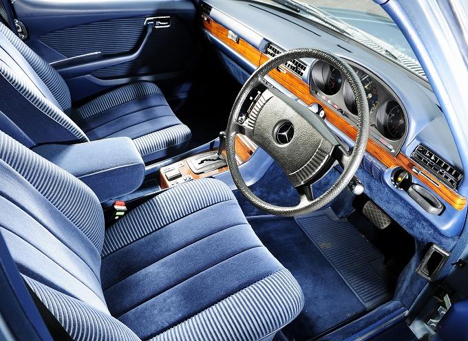 メルセデス・ベンツ 450SEL '72