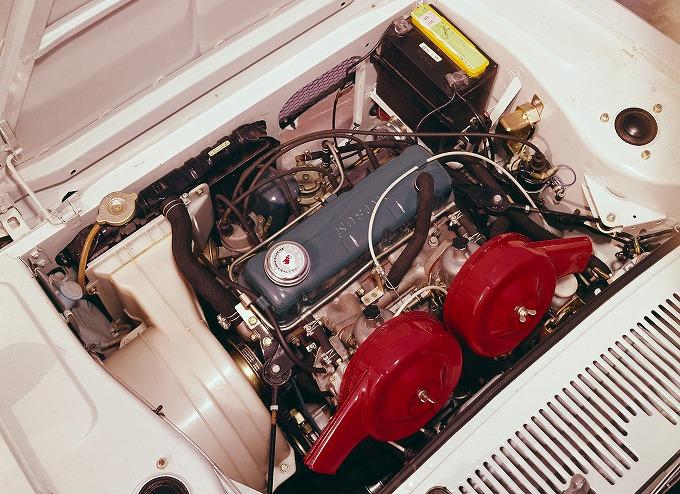 日産 チェリー X-1 '70
