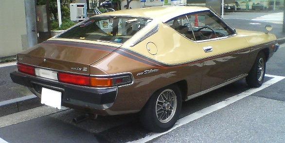 日産 シルビア '75-'79 (出典:wikipedia.org)
