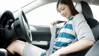 妊娠中の運転は要注意!注意が散漫になって起きた駐車場事故