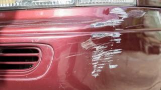 駐車場での事故。相手は過失を認めず、保険屋さんも苦労