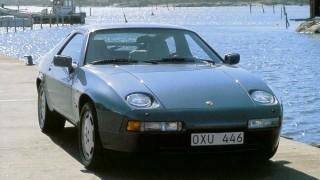 ポルシェ 928 ('77-'95):定番になりきれなかったFRグランツーリスモ
