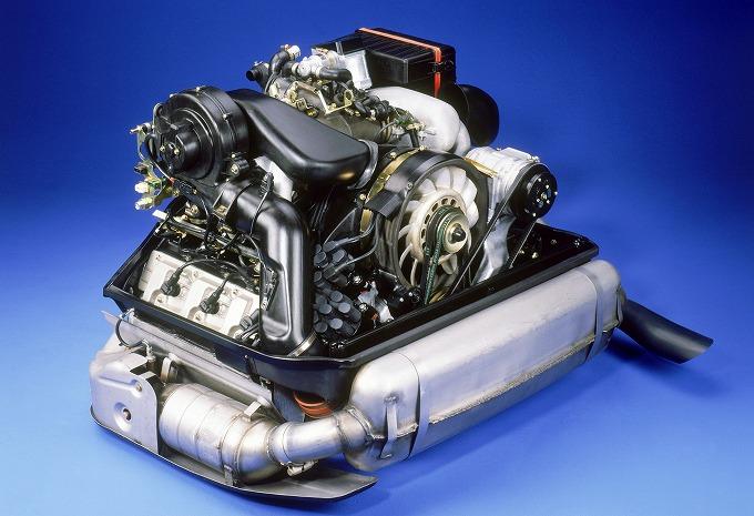 ポルシェ M64エンジン NA '92