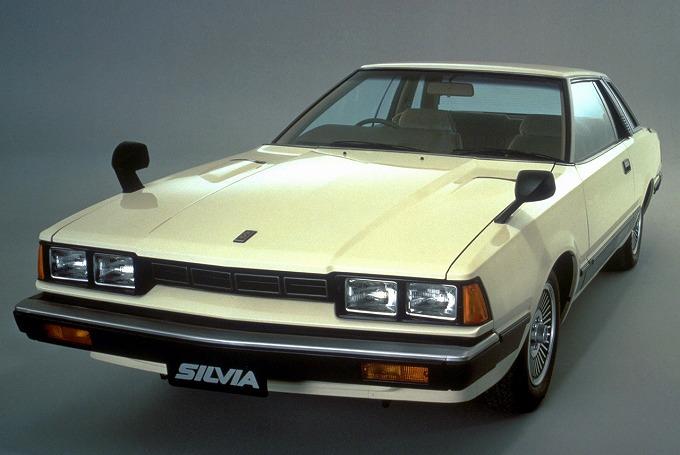 日産 シルビア ハードトップ '79-'83