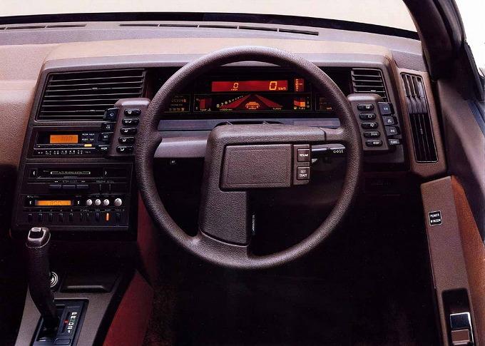 スバル アルシオーネ '85
