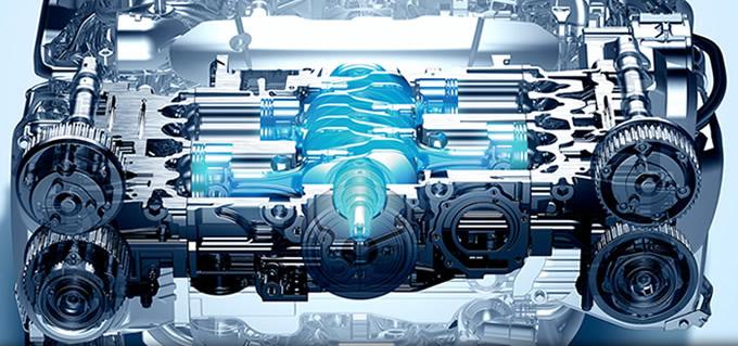 スバル ボクサーエンジン '15 (出典:subaru.jp)