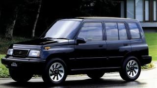 スズキ エスクード ノマド (初代 '88-'97):新車購入インプレッション/評価