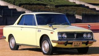 トヨタ 1600GT (RT55 '67-'68):販売わずか13か月、2,222台の希少なクーペ