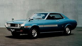 トヨタ セリカ 1600GT (初代 A20/30 '70-'77):愛称は「ダルマセリカ」