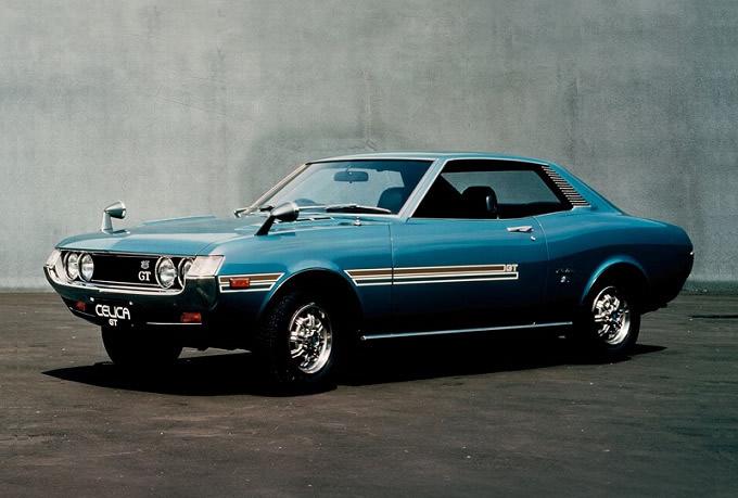 トヨタ セリカ1600GT '70