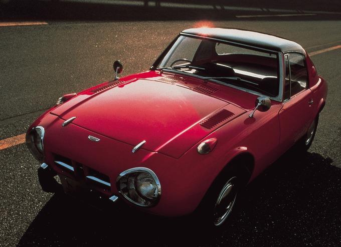 トヨタ スポーツ800 '65