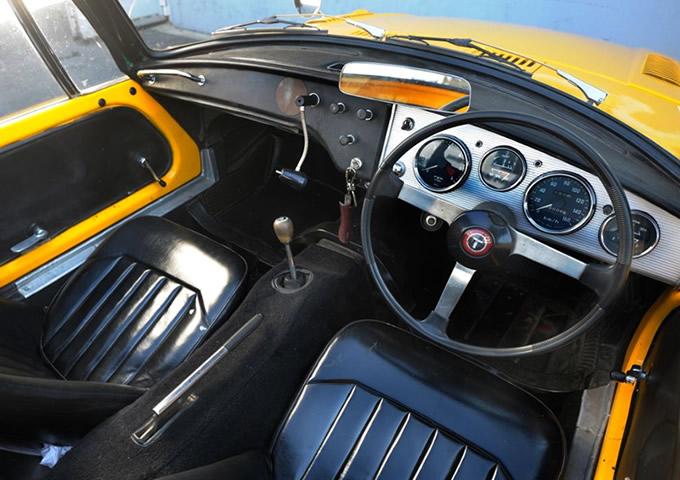 トヨタ スポーツ800 (出典:hdwalls.xyz)