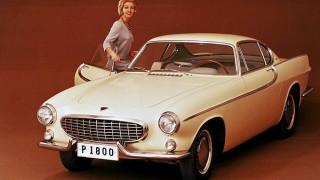 ボルボ P1800 ('60-'63):美しいボルボのスポーツ・クーペ