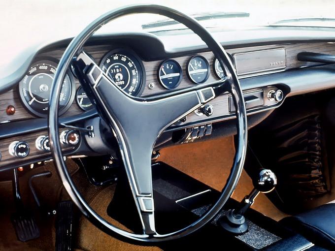 ボルボ P1800 series '61-'73