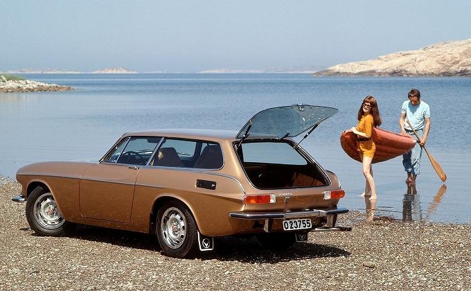 ボルボ P1800ES '72-'73