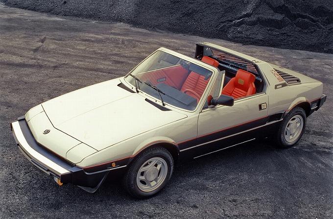 ベルトーネ X1/9  1982-87