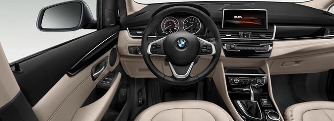 BMW 2シリーズ グランツアラー 2015 (出典:bmw.co.jp)