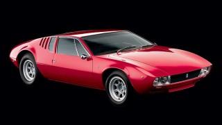 デ・トマソ マングスタ ('67-'71):ジウジアーロデザインのV8ミッドシップスポーツ