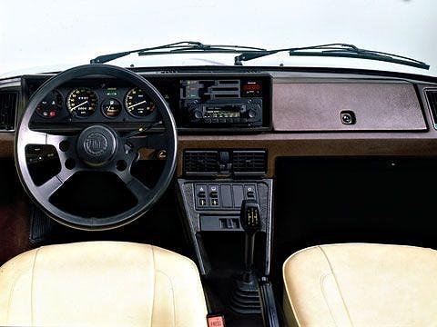 フィアット X1/9  1980