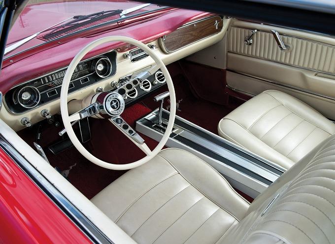 フォード マスタング クーペ '64