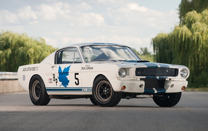 Shelby GT350R '65