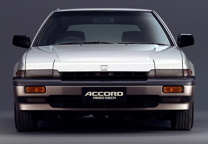 ホンダ アコード エアロデッキ '85-'89