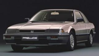 ホンダ プレリュード (2代目 '82-'87):リトラを装備。スタイリングと走りが向上。人気モデルに [AB1/BA1]