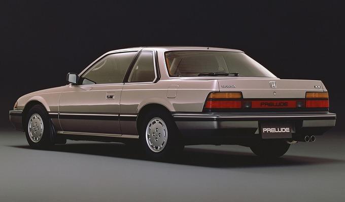 ホンダ プレリュード XX 1982-87