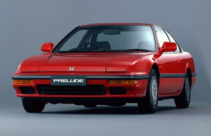 ホンダ プレリュード 2.0 XX 1987-91