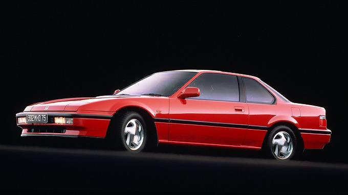 ホンダ プレリュード Si TCV 1989-91
