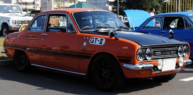 いすゞ ベレット GT typeR 1969 (出典:wikipedia.org)