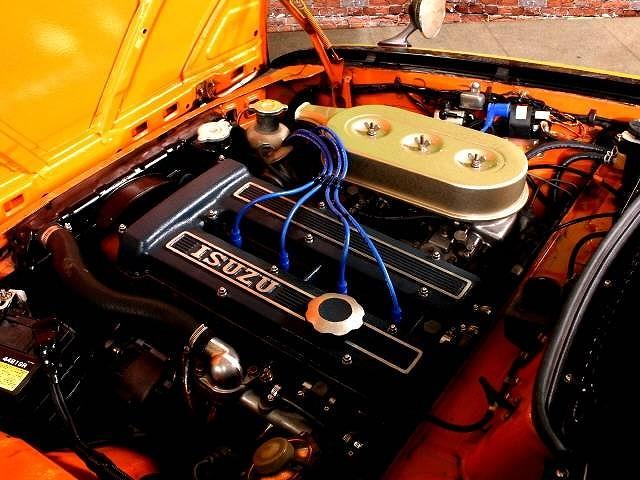 いすゞ ベレット GT typeR 1970 (出典:goo-net.com)