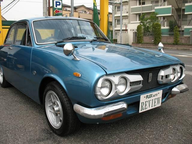 いすゞ ベレット GT typeR 1972 (出典:flexnet.co.jp)