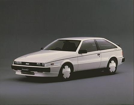 いすゞ ピアッツァ イルムシャー '85