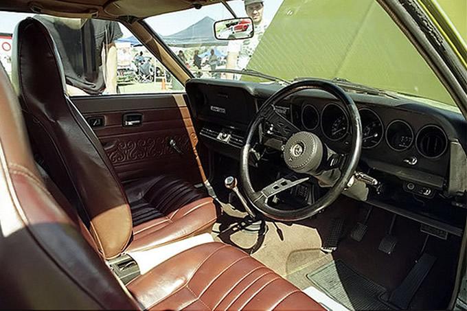 三菱 ギャランクーペ FTO 1971-75 (出典:flickriver.com)