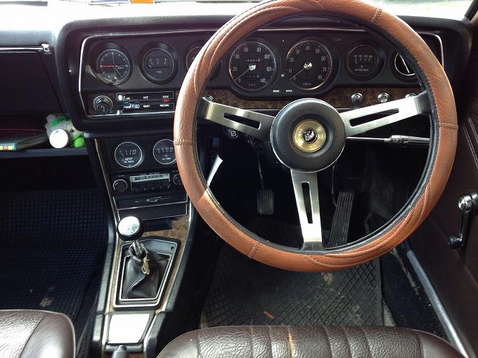 三菱 コルトギャラン GTO 1973 (出典:photobucket.com)