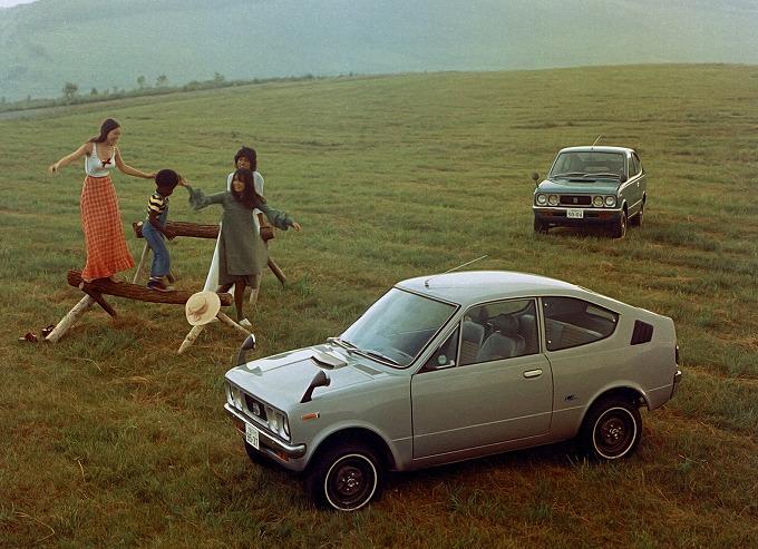 三菱 ミニカ スキッパーIV L/L 1971-74