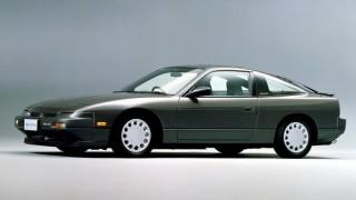 日産 180SX (RS13 '89-'99):S13型シルビアの派生モデルとして登場しロングセラーに