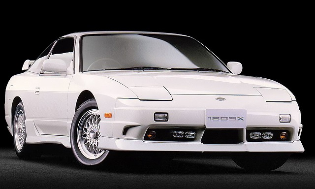 日産 180SX Type X Sport Package 1996-99