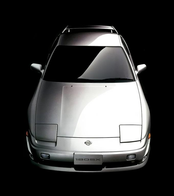 日産 180SX TypeX 1996-99