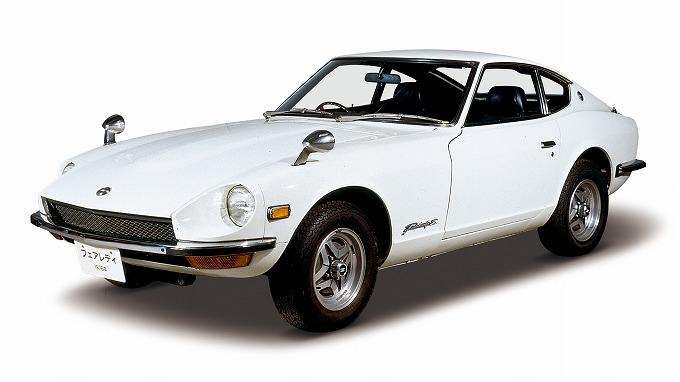日産 フェアレディZ-T 1977 (出典:nissan-heritage-collection.com)
