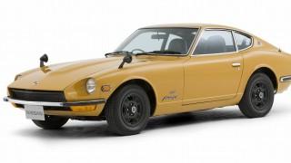 日産 フェアレディZ (初代 S30/S31 '69-'78):廉価な割に高性能。頑丈なL型エンジン。伝説のZ-car