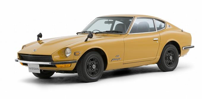 日産 フェアレディz 初代 S30 S31 1969 1978 :廉価な割に高性能。頑丈なl型エンジン。伝説のz Car