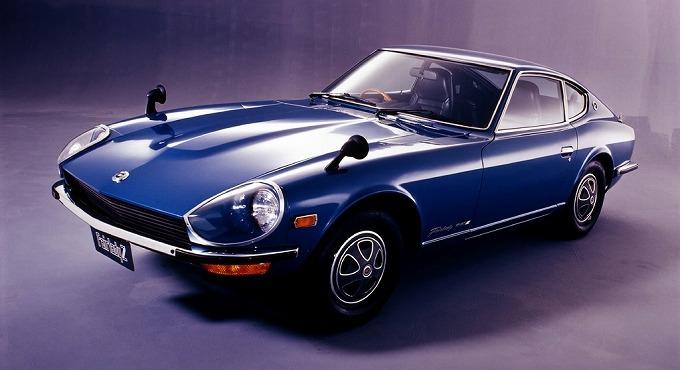 日産 フェアレディz 初代 S30 S31 69 78 :廉価な割に高性能。頑丈なl型エンジン。伝説のz Car