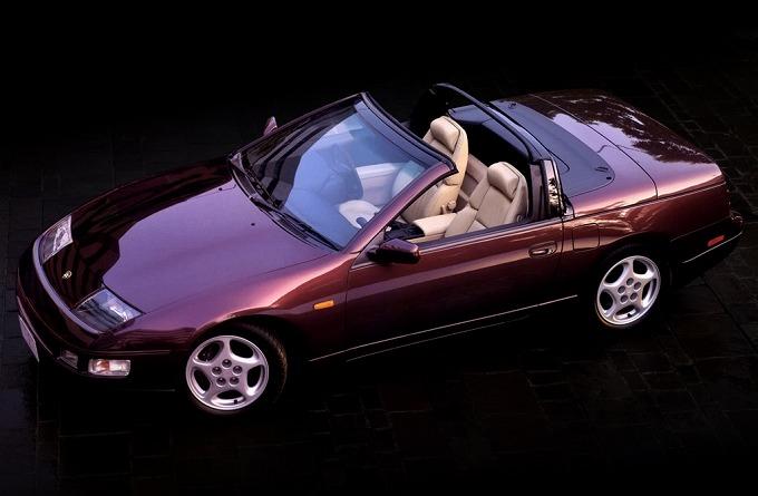 日産 フェアレディZ Convertible 1992