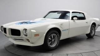 ポンティアック ファイヤーバード (2代目 '70-'81):トップモデルのトランザムはマッスルカーの代名詞