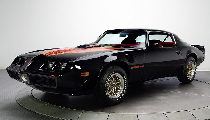 ポンティアック ファイアーバード トランザム 1979 (出典:favcars.com)