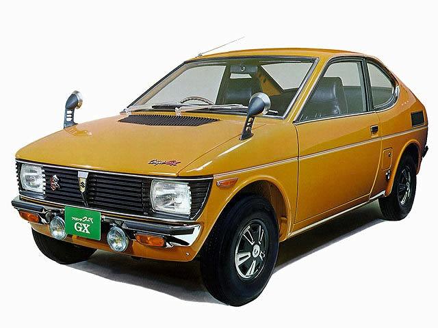 スズキ フロンテクーペ '71-'76