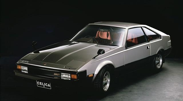トヨタ セリカXX 1981-86 (出典:minkara.carview.co.jp)